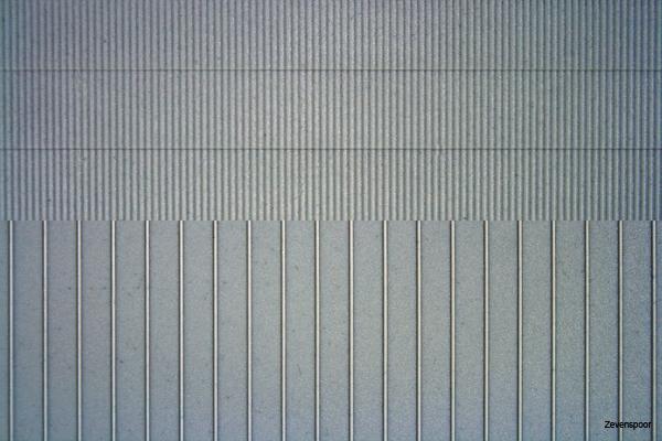 37972 Kibri N Welleternit Und Bl 20x12cm Zevenspoor
