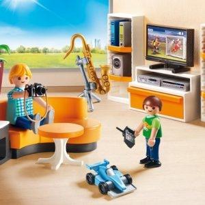 e7b38303e45 9402 Playmobil® Fiets- en skatewinkel - Zevenspoor