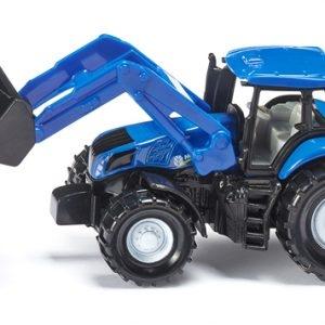 Landwirtschaft NEU SIKU 1665 John Deere Traktor mit Ballenpresse