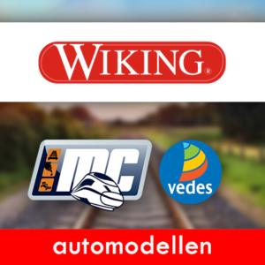 Wiking Automodellen