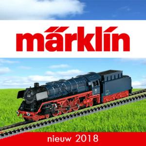2018 Marklin Nieuw