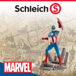 Schleich Marvel