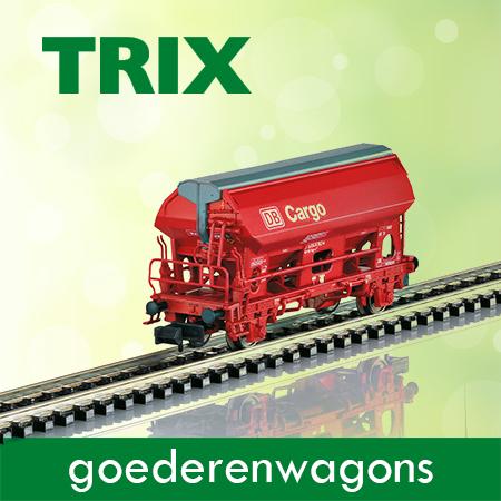 Trix Goederenwagons