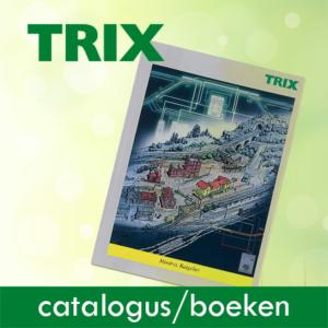Trix Catalogus/Boeken