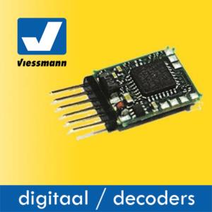 Viessmann Digitaal/Dekoders en Lokdekoders