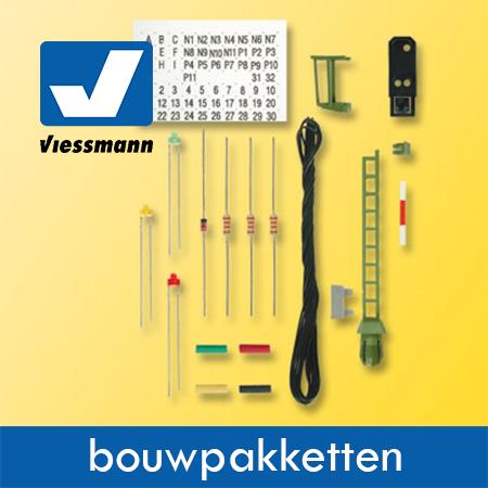 Viessmann Bouwpakketten Lantaarns/Seinen