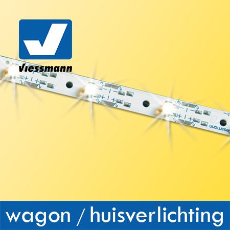 Viessmann Led Wagon en Huisverlichting