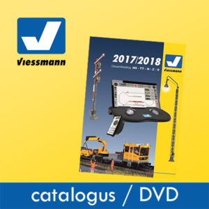 Viessmann Catalogus/DVD/Boeken
