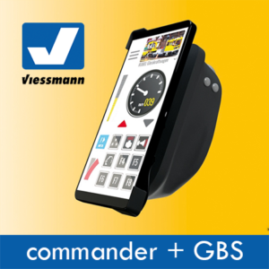 Viessmann Commander+GBS en Software