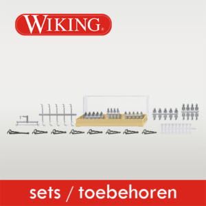 Wiking sets/toebehoren