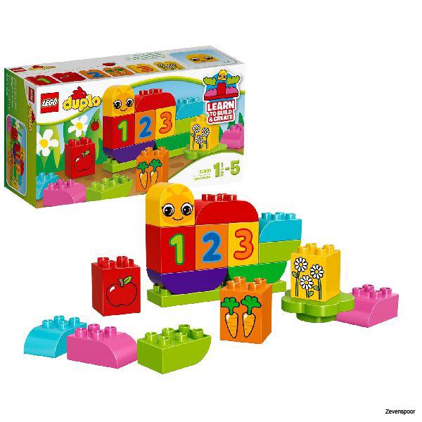 tinten van Bij vrijgave sportschoenen 10831 LEGO® DUPLO® Mijn eerste rups - Zevenspoor