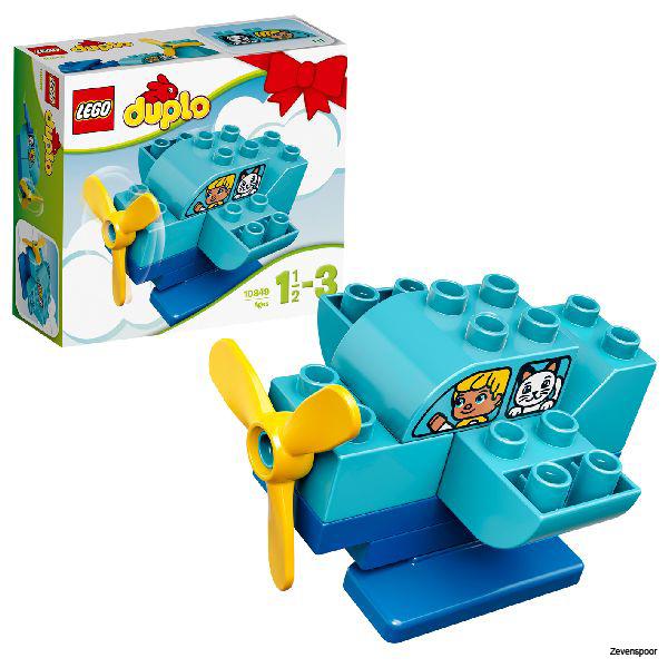 10849 Lego Duplo Mijn Eerste Vliegtuig Zevenspoor