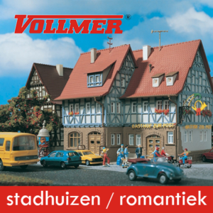 Vollmer Kleine Stadshuizen/Romantiekserie