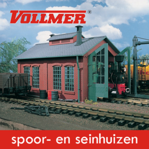 Vollmer Bij het Spoor en Seinhuizen