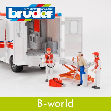 Bruder Bworld