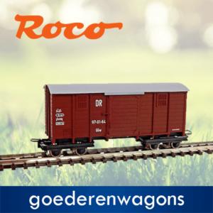 Roco Goederenwagons