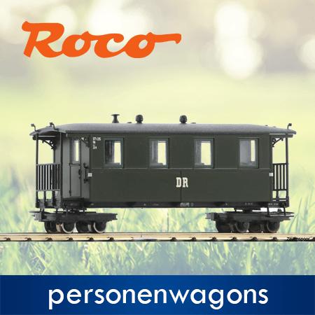 Roco Personenwagons