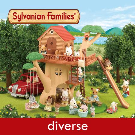 Sylvanian Families Diverse
