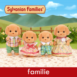Sylvanian Families Familie