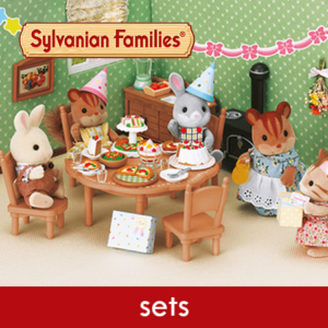 Sylvanian Families Sets