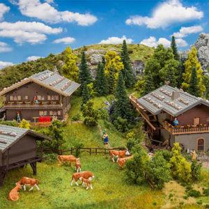 Faller 190071 H0 Aktions-Set Schwarzwalddorf