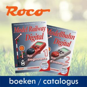 Roco Boeken, Catalogussen