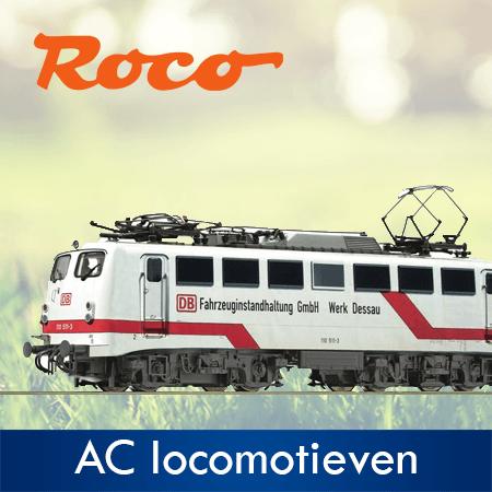 Roco AC Lokomotieven