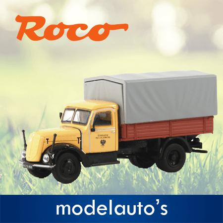 Roco Modelauto's