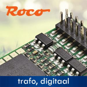 Roco Trafo, Digitaal