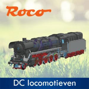 Roco DC Locomotieven