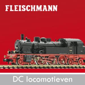 Fleischmann DC Lokomotieven
