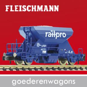 Fleischmann Goederenwagons
