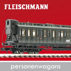 Fleischmann Personenwagons