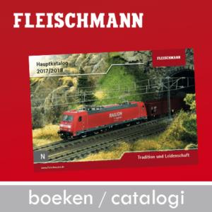 Fleischmann Boeken, Catalogus