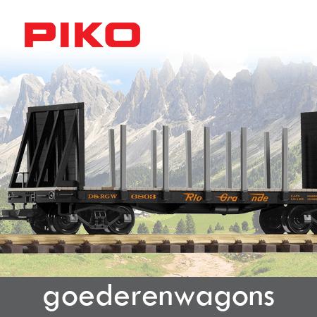 Piko Goederenwagons