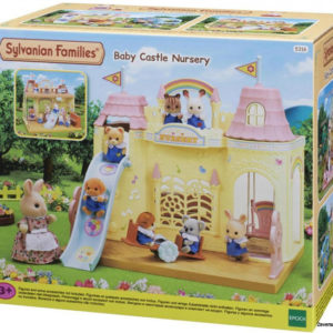 Kinder Slaapkamer Set.5338 Sylvanian Families Kinder Slaapkamer Set Zevenspoor