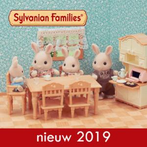2019 nieuw Sylvanian Families