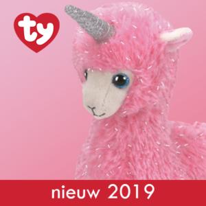 2019 Nieuw TY Pluche