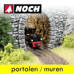 Noch Portalen Muren en Arkaden