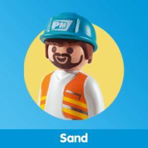 Playmobil® Sand