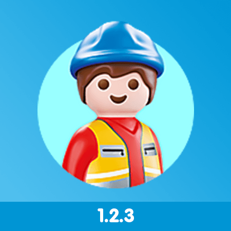 Playmobil® PLAYMOBIL 1.2.3