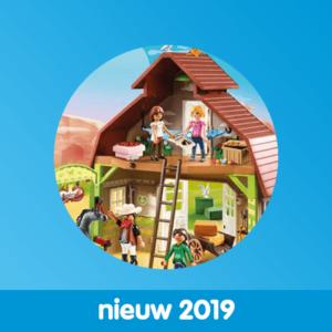 2019 Playmobil® Nieuw