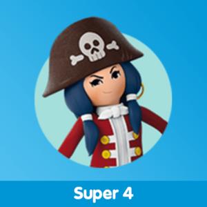 Playmobil® Super 4