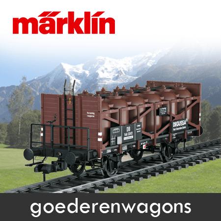 Marklin Goederenwagons