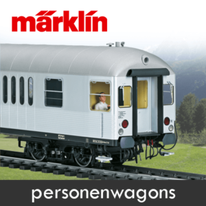 Marklin Personenwagons