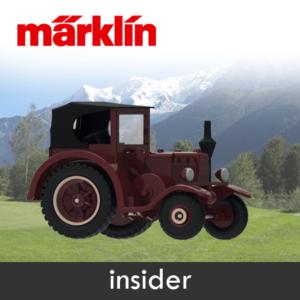 Marklin Insider