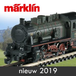 2019 Marklin Nieuw