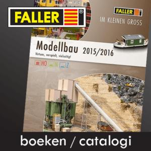 faller Boeken, Catalogus