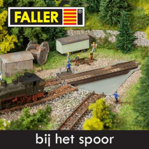 Faller bij het Spoor