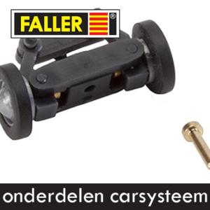 Faller Onderdelen Carsysteem